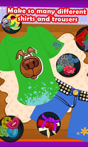Игра Design & Dress up Boutique для планшетов на Android