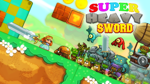 Игра Super Heavy Sword для планшетов на Android