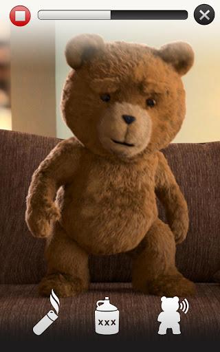 Игра Talking Ted Uncensored на Андроид