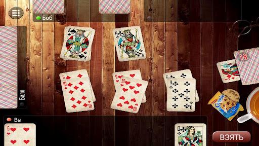 """Карточная игра """"Durak"""" для планшетов на Android"""