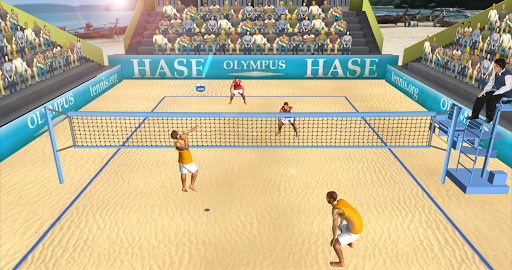 Beach Volleyball World Cup для планшетов на Android
