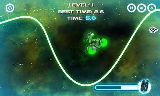 Игра Neon Motocross + для планшетов на Android