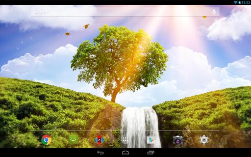 Beautiful Nature для планшетов на Android