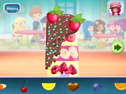 Клубнички: изготовление конфет на Андроид