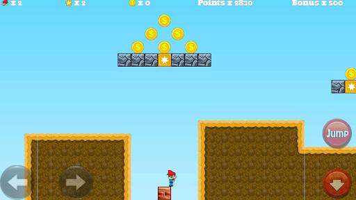 Blocky Run & Jump скачать на Андроид