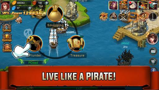 Treasure Map скачать на Андроид