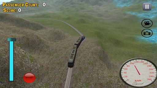 Train Driver Simulator 3D для планшетов на Android
