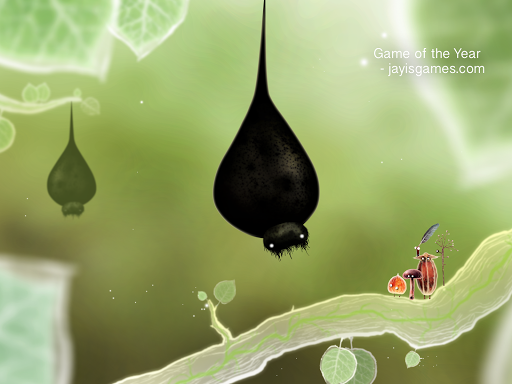 Botanicula для планшетов на Android