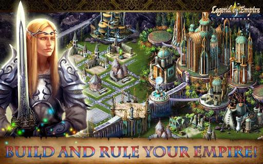 Игра Legend of Empire - Daybreak на Андроид