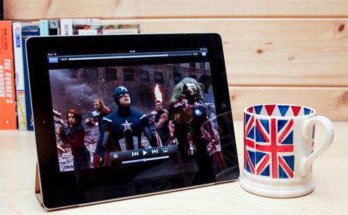 Лучший планшет для просмотра фильмов