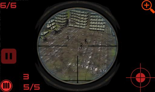 Gangnam Style Sniper 3D скачать на Андроид