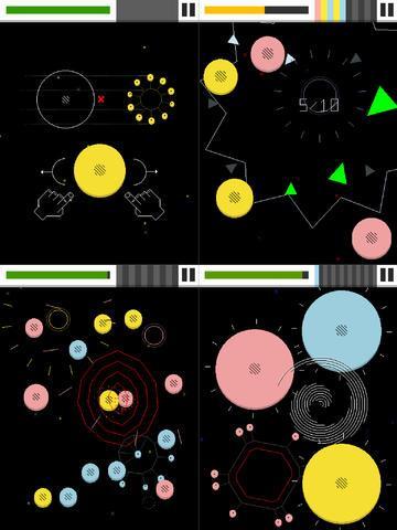 Игра Eliss Infinity на Андроид