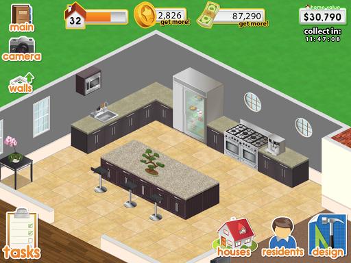 Игра Design This Home на Андроид