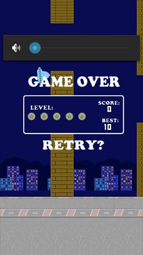 Flappy UFO Uno скачать на Андроид