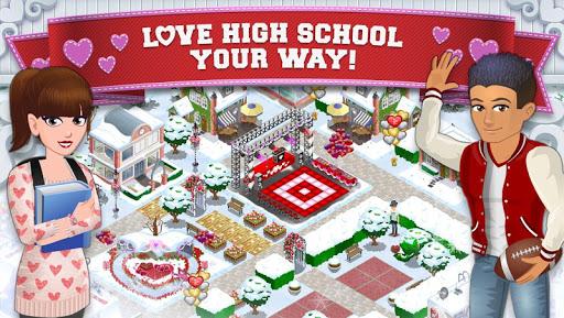 Игра High School Story для планшетов на Android
