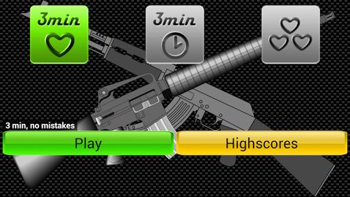 Игра Guess The Gun для планшетов на Android