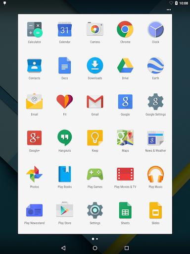 """Лаунчер """"Apex Launcher"""" на Андроид"""