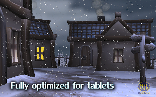 Winter Village HD для планшетов на Android