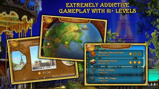 "Игра ""Around the World 80 Days"" для планшетов на Android"
