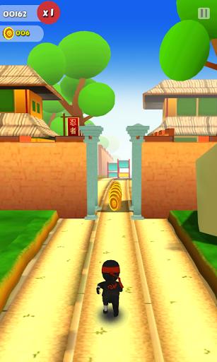 Ninja Runner 3D на Андроид