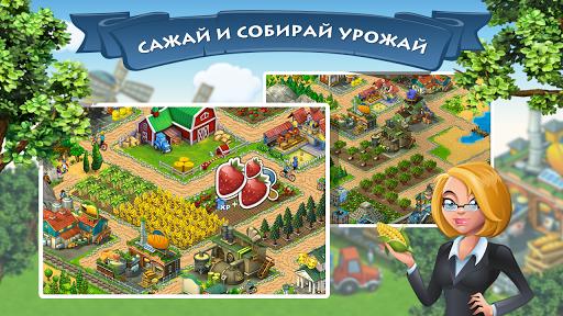 Игра Township для планшетов на Android
