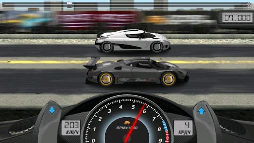 Drag Racing Classic скачать на планшет Андроид