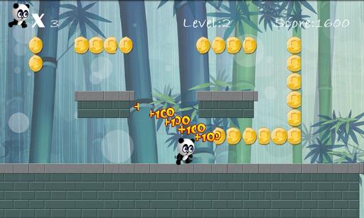 Игра Panda Run на Андроид