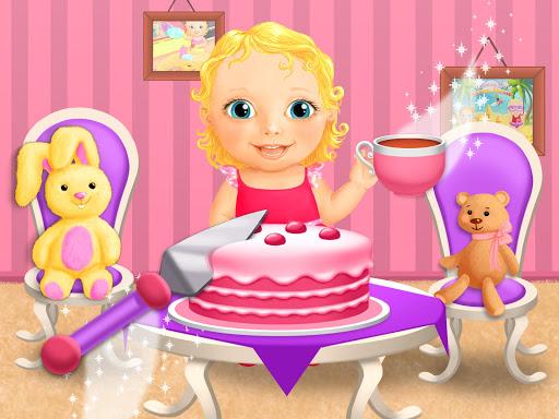 Sweet Baby Girl Dream House на Андроид