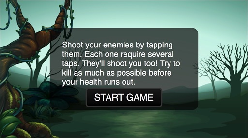 Игра Toi VS Zombie для планшетов на Android