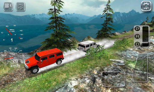 4x4 Off-Road Rally 3 на Андроид