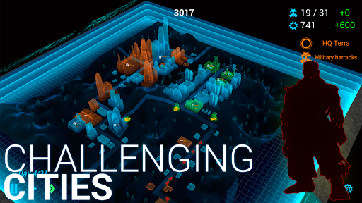 Зомби: Защита города для планшетов на Android