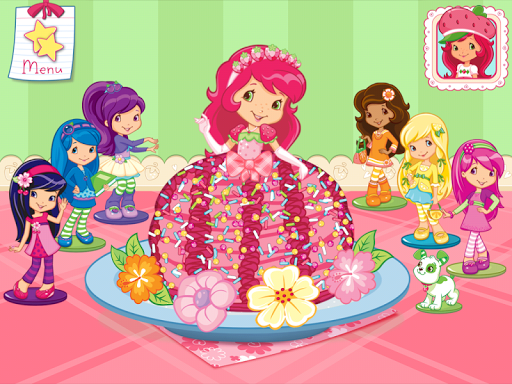 Игра Пекарня Клубнички для планшетов на Android