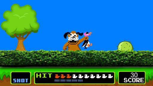 Duck hunt на Андроид
