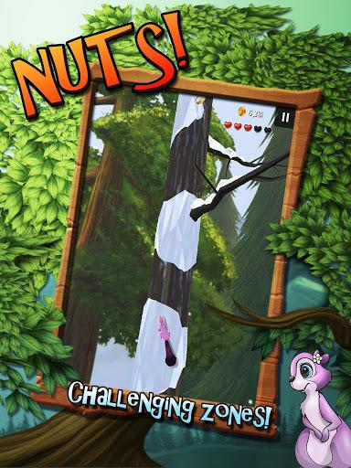 Игра Nuts! для планшетов на Android