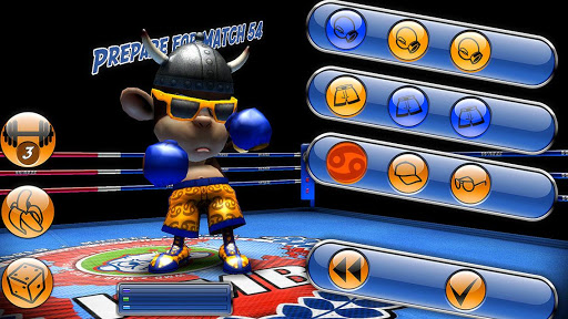 "Игра ""Monkey Boxing"" на Андроид"