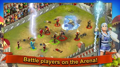 """Игра """"Rule The Kingdom"""" для планшетов на Android"""