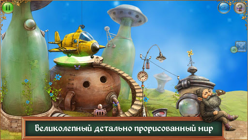 "Игра ""The Tiny Bang Story"" на Андроид"