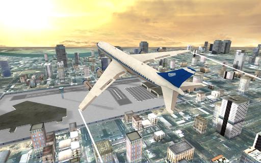 Flight Simulator: City Plane для планшетов на Android