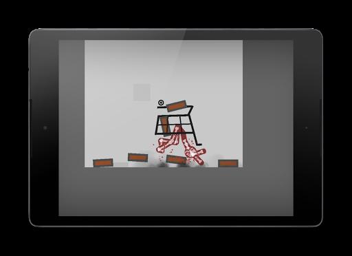 Stickman Dismounting скачать на Андроид