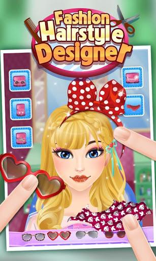 Fashion Princess Hair Designer на Андроид