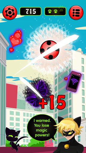Ninja ladybug and cat noir скачать на планшет Андроид