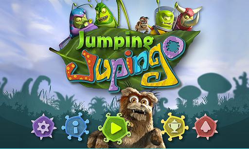 Игра Jumping Jupingo на Андроид
