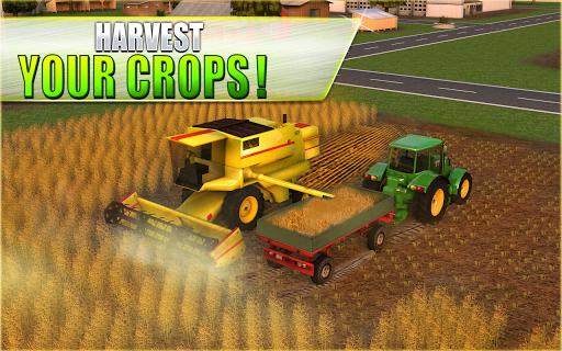 Farm Tractor Simulator 3D на Андроид