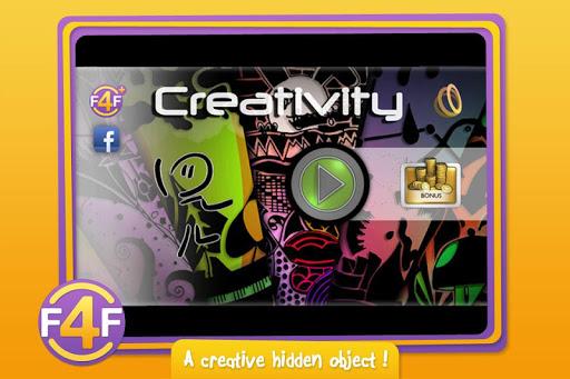 Игра Hidden Objects & Creativity на Андроид