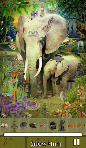 Игра Hidden Object - Wildlife Free для планшетов на Android