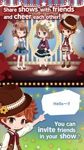 Star Girl Fashion: CocoPPa Play на Андроид