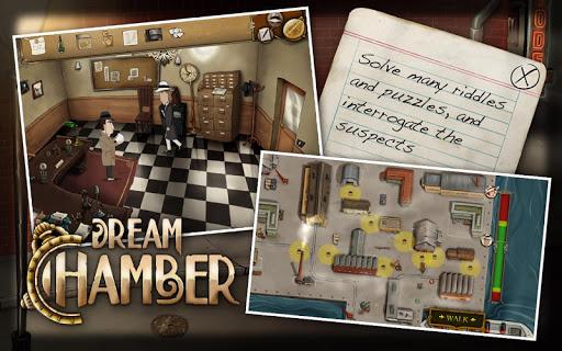 Игра Dream Chamber для планшетов на Android
