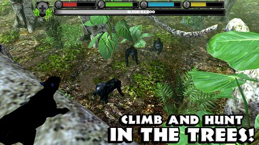 Panther Simulator на Андроид