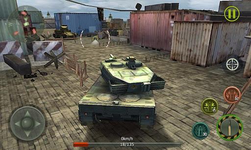 Танковый удар - Tank Strike скачать на планшет Андроид