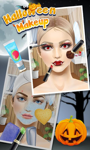 Halloween Makeup SPA на Андроид